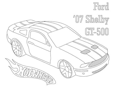 hot wheels mustang coloring pages hot wheels coloring pages top coloring pages