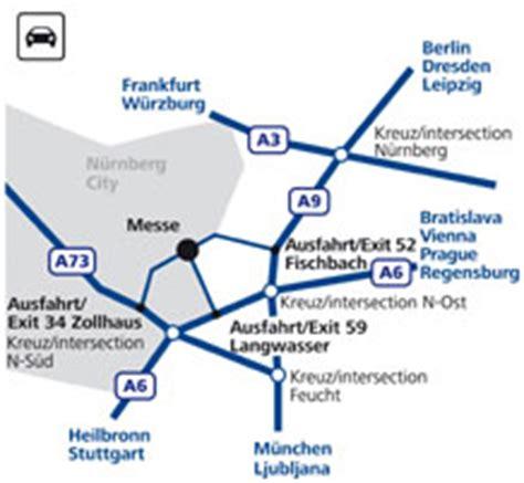 Auto Center Ost N Rnberg by N 252 Rnbergconvention Kurze Und Schnelle Wege Zum Ncc