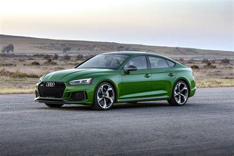 Audi Rs by Audi Reveals 2019 Rs 5 Sportback
