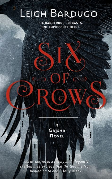 six of crows books six of crows by leigh bardugo book review scifinow the