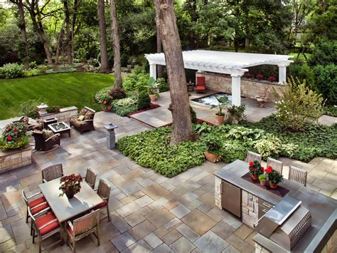 backyard designs gorgeous outdoor looks to steal outdoor spaces patio ideas decks gardens hgtv