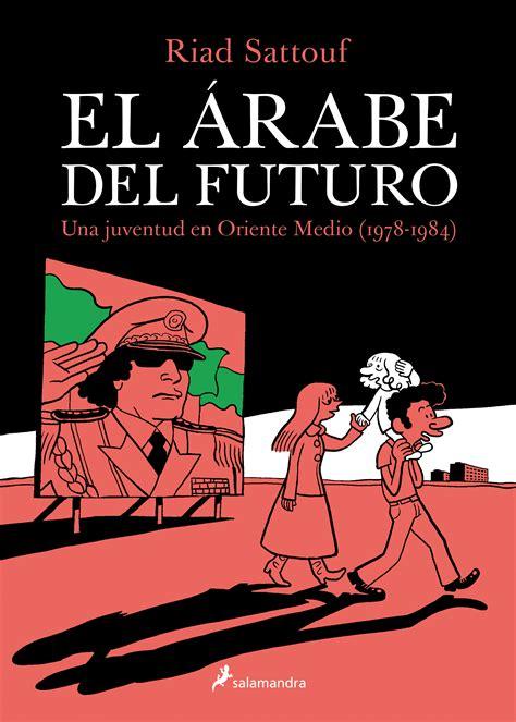 libro the arab of the 193 rabe del futuro el ediciones salamandra