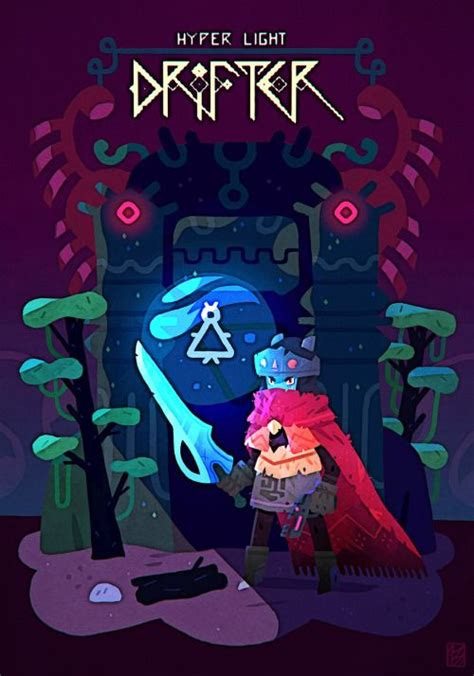 hyper light drifter merch 17 best images about hyper light drifterr on pinterest