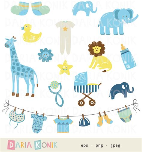 popular items for baby boy clipart on etsy baby shower popular items for baby boy clipart on etsy baby shower