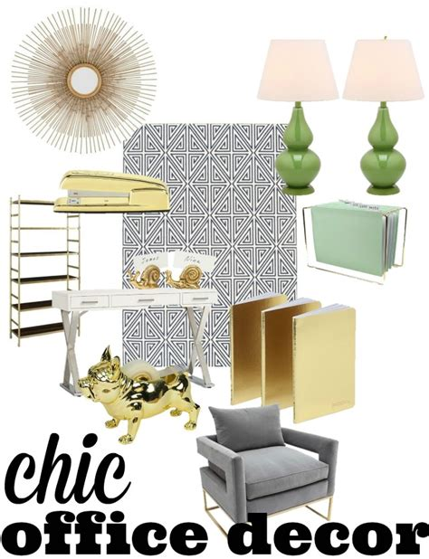chic office decor chic office decor chic everywhere