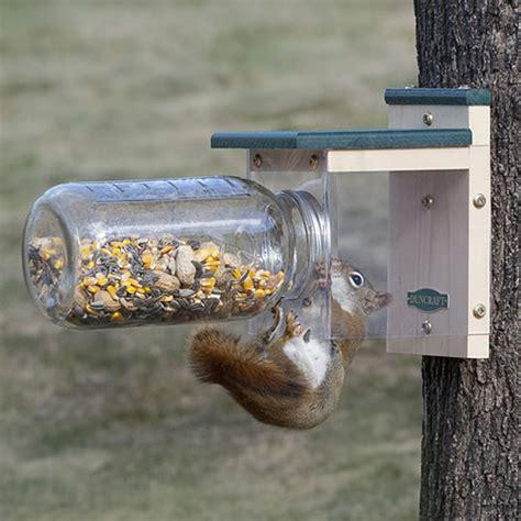 duncraft com duncraft down under squirrel jar feeder