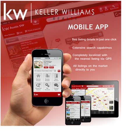 mobile seller app home keller williams realty landmark bayside ny