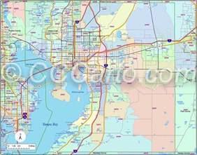 florida city map boundaries ta zip code boundary map hillsborough county zip