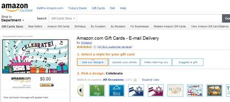 Que Es La Gift Card De Amazon - como comprar una gift card en amazon explicado paso a paso