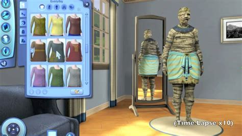 mod game the sims 3 sims 3 zombie cyborg how to mod youtube