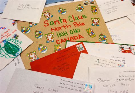 letter to santa template canada post canada post elves ready to help santa s post office