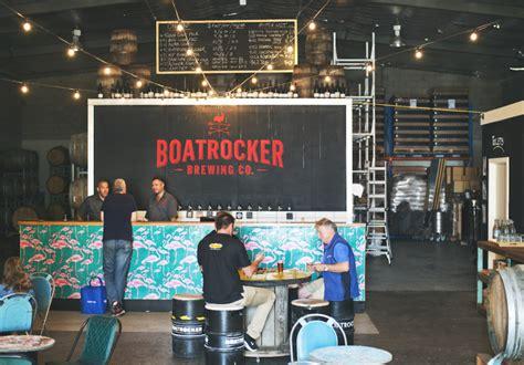 boatrocker barrel room broadsheet