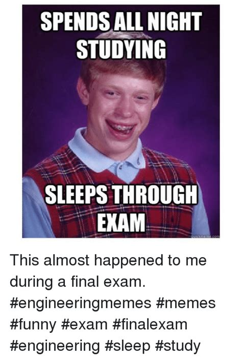 Final Exam Meme - 25 best memes about engineering finals meme and memes