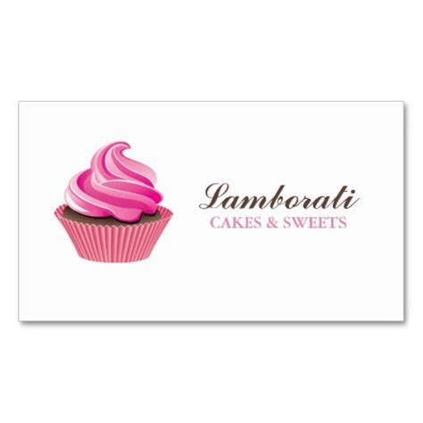 442 best images about bakery business cards on pinterest