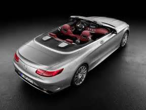 2017 mercedes s class cabriolet