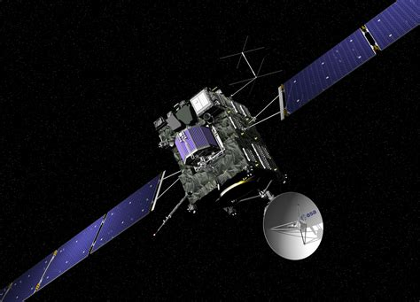 space craft space in images 2008 08 rosetta spacecraft