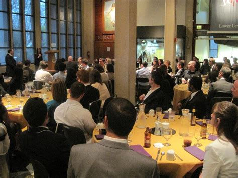 Mba Dinner Uw Foster Deloitte by Inside Admissions Welcome Weekend Foster