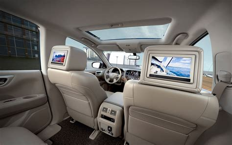 nissan pathfinder 2016 interior 2013 nissan pathfinder concept interior second row seats