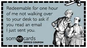 office coupon email coworker desk workplace ecards someecards muppets me