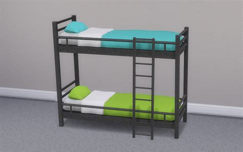 bunk beds for 4 my sims 4 blog hipster loft bunk bed mattresses for