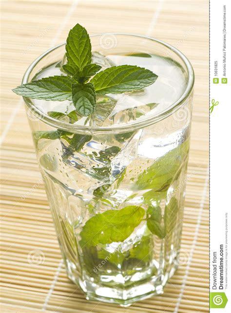Menta Cool Mint Sugar Free 10g mojito cool cuban cocktail lime mint stock image