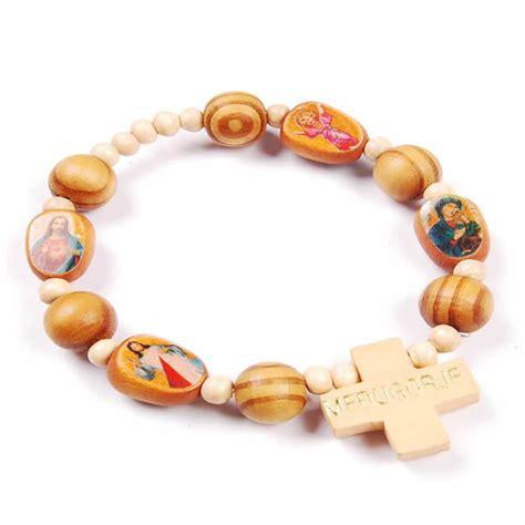china religious wood bracelet china rosary bracelet