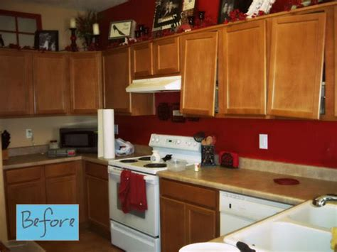 Kitchen Cabinets Makeover by Kitchen Cabinet Makeover Better After