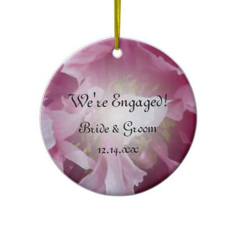 1000 images about engaged couple christmas ornament on