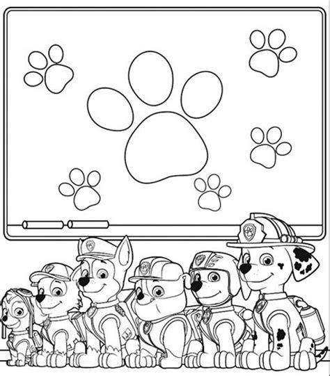 colorear imgenes todo para colorear dibujos de paw patrol para colorear todo peques