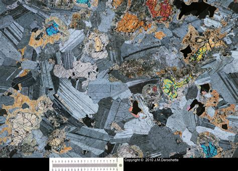 gabbro thin section gabbro thin section images frompo