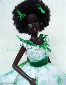black doll line malaville doll creator hits back after troll claims