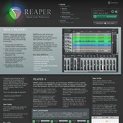 reaper workflow production oldnormanbates pearltrees