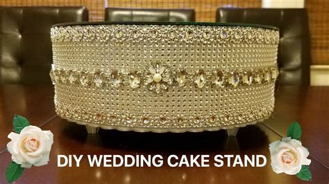 diy wedding cake stand ideas diy wedding cake stand my crafts and diy projects