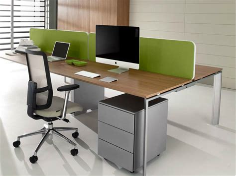 sectional office desk cowork office desk by ift