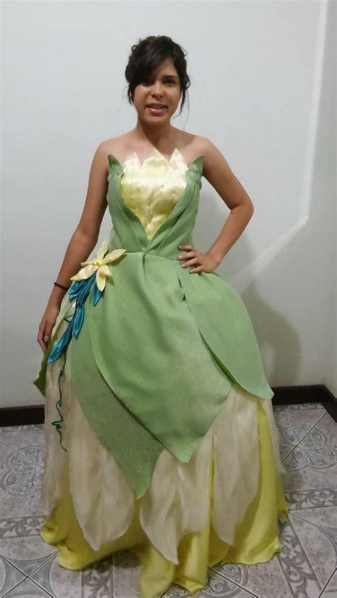 princesas princesses olvidadas o 8426367011 fantasia princesa tiana adulto r 620 00 em mercado livre