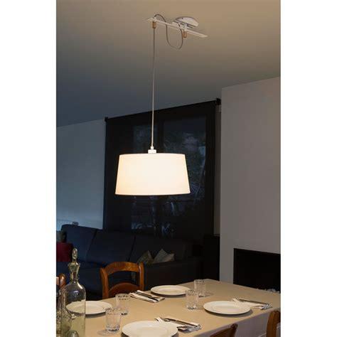 Incroyable Abat Jour Salle A Manger #1: fusta-suspension-luminaire-blanc-faro.jpg