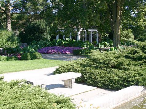 Milwaukee Botanical Garden Boerner Botanical Gardens
