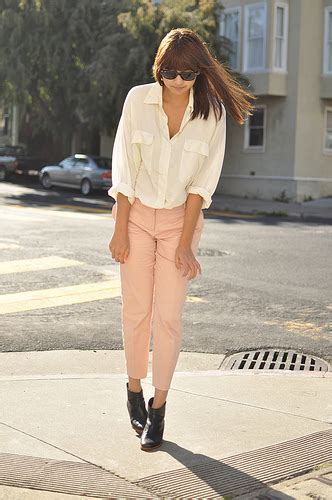 what to wear with light pink jeans you can shop fashion dilemma what to wear with light