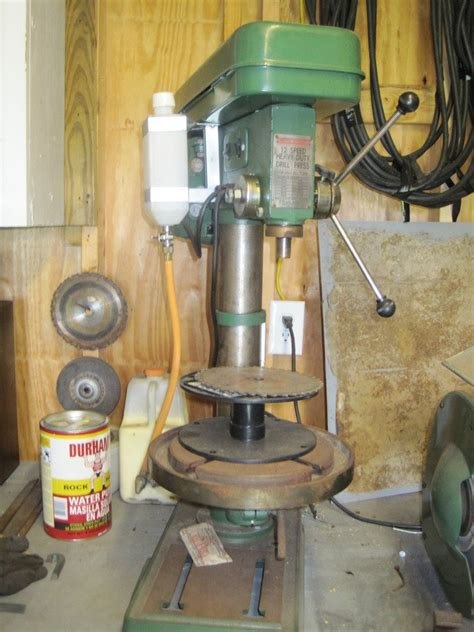 I Am Looking For A New Drill Chuck For A Central Machinery