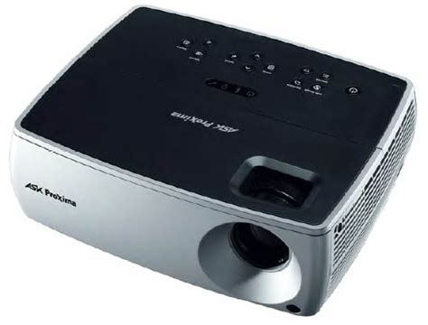Proyektor Ask Proxima How To Replace The Ask Proxima A1200 Projector L Dlp