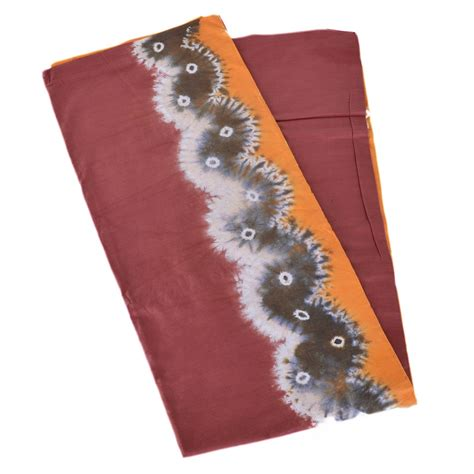 cara membuat warna cokelat tua kain jumputan solo coklat tua
