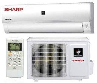 Ac Sharp 1 2 Pk Type Ah A5mey daftar harga ac hemat listrik oktober 2017