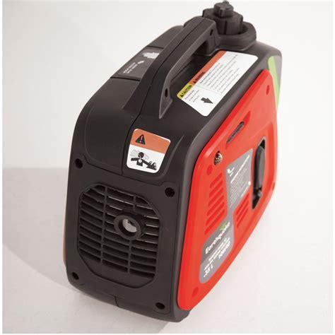 earthquake generator earthquake 174 ig800w 800 watt inverter generator 584558