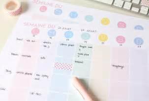 Plannings Pastel 224 T 233 L 233 Charger Pour Planifier Votre