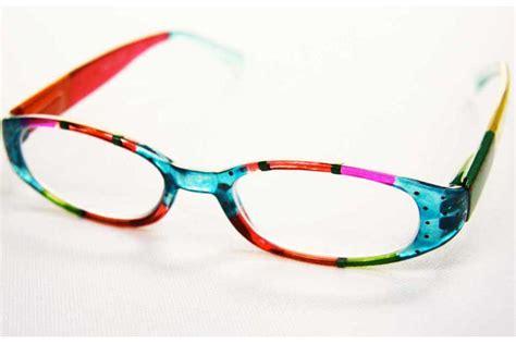 painted eyewear hootenanny