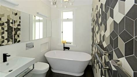 renovated devonport bathrooms hit a bright note stuffconz