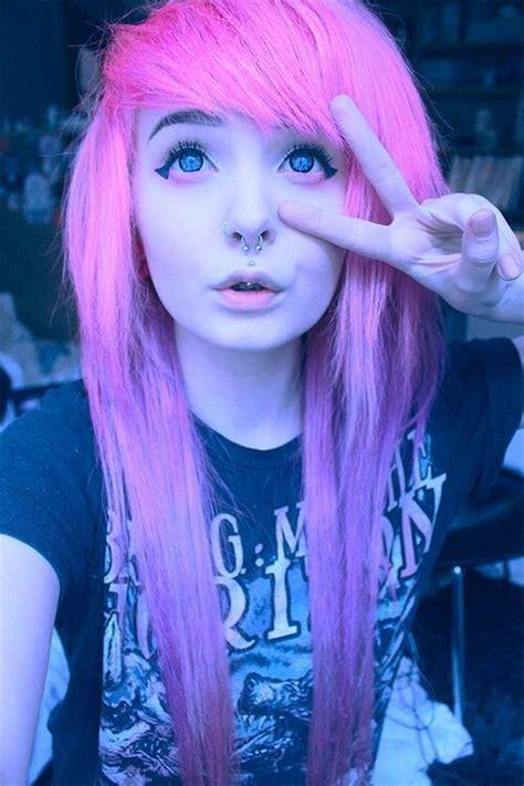 pastel goth queen kitti milkgore hair