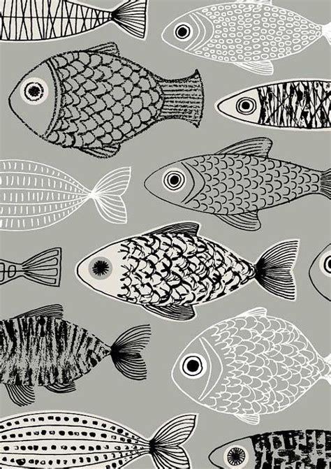fish print wallpaper gallery