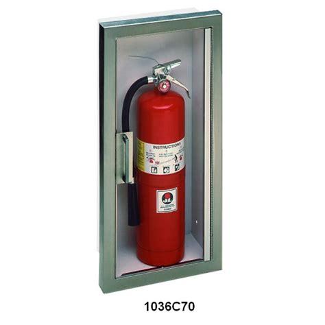 Jl Industries Ambassador Steel Fire Extinguisher Cabinet Jl Industries Extinguisher Cabinets
