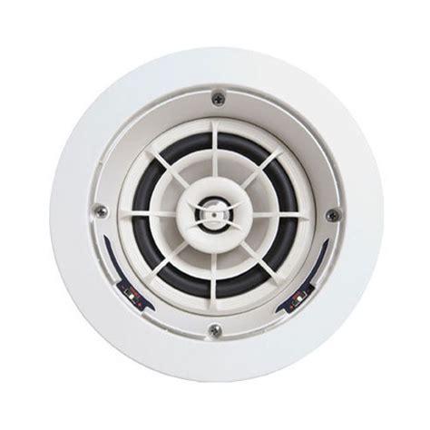 speakercraft ceiling speakers speakercraft aim5 three in ceiling speaker asm82531 b h photo